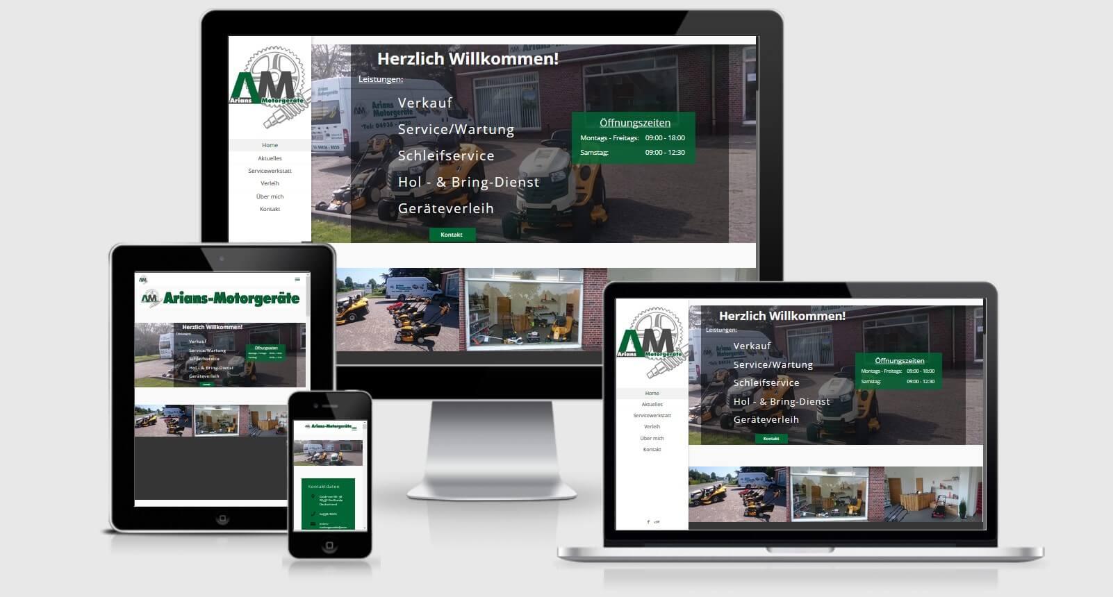 responsive webdesign in norden und umgebung referenz